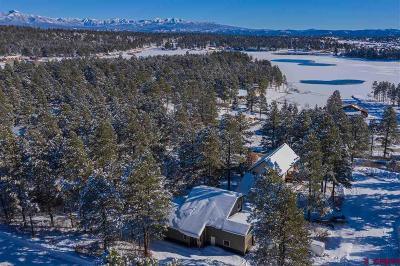 Pagosa Springs Single Family Home NEW: 10 S Debonaire