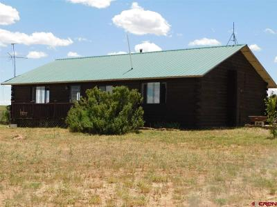 Cortez Single Family Home For Sale: 20680 Road M