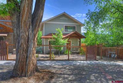 Durango Single Family Home For Sale: 149 W 32nd Street