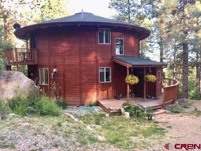 La Plata County Single Family Home For Sale: 521 Hillside Drive