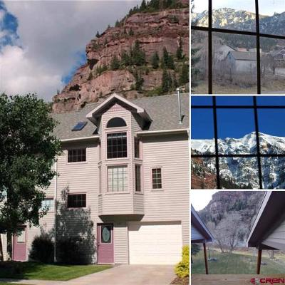 Ouray Condo/Townhouse For Sale: 824 2nd Street