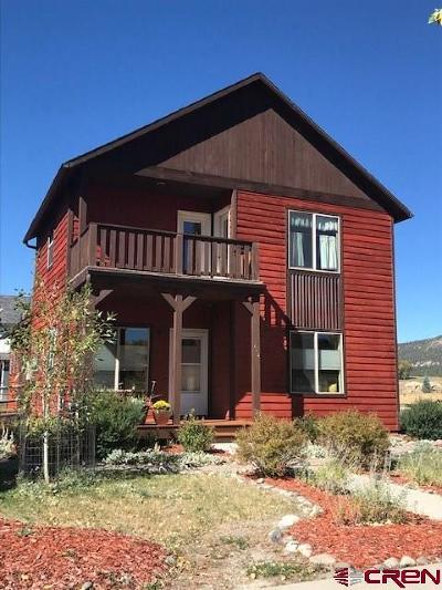 Ridgway Single Family Home For Sale: 455 Kismet Street