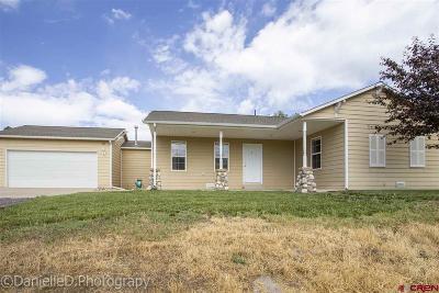 Cedaredge Single Family Home For Sale: 520 SE 2nd Street