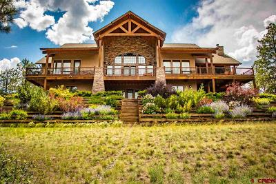 Pagosa Springs Single Family Home UC/Contingent/Call LB: 853 Cool Pines Dr.