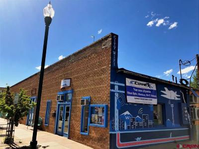 Gunnison County Commercial For Sale: 100 N Main St.,