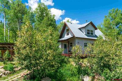 La Plata County Single Family Home NEW: 1151 Durango Road
