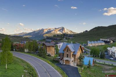 Mt. Crested Butte Single Family Home UC/Contingent/Call LB: 15 Whetstone Road