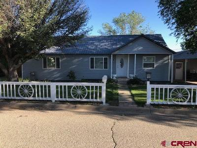 Cortez Single Family Home For Sale: 711 Canyon Drive