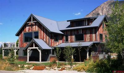 Crested Butte Single Family Home For Sale: 261 Larkspur Loop