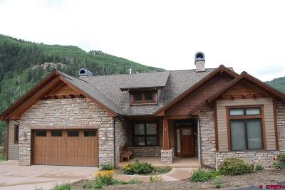 La Plata County Single Family Home For Sale: 59 Snowden Dr. Drive #Lot 56