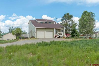 Gunnison Single Family Home For Sale: 179 Tomichi Lane