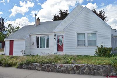 Cedaredge Single Family Home UC/Contingent/Call LB: 430 NW Aspen Avenue