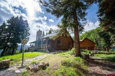 Ouray County Single Family Home For Sale: 688 Golden Ridge Drive