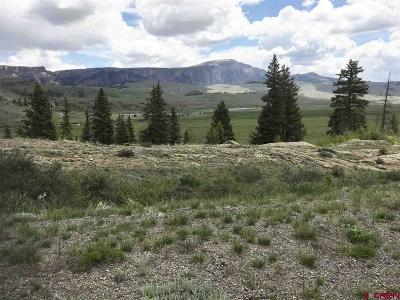 Creede Residential Lots & Land For Sale: 35 Crooked Creek
