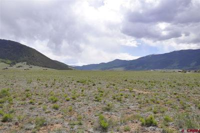Creede Residential Lots & Land For Sale: 3940 Vista Grande Drive