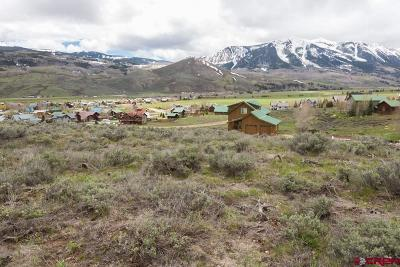 Crested Butte South Residential Lots & Land For Sale: 988 Cascadilla Street