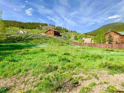 Crested Butte South Residential Lots & Land For Sale: 313 Haverly Street