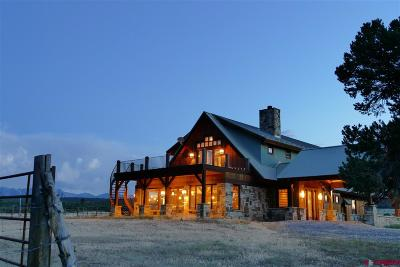 Ridgway CO Single Family Home Back on Market: $2,400,000