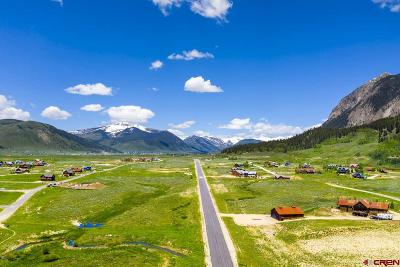 Gunnison County Residential Lots & Land For Sale: 601 S Avion Drive