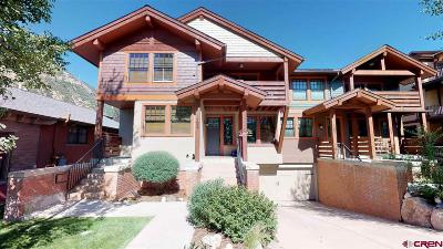 Durango Condo/Townhouse For Sale: 277 E 3rd Ave #102