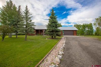 Gunnison Single Family Home UC/Contingent/Call LB: 189 Sandpiper Trail