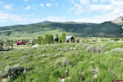 Crested Butte South Residential Lots & Land For Sale: 252 Zeligman Street