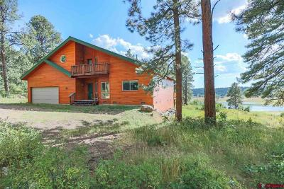 Pagosa Springs Single Family Home For Sale: 289 Spence Cabin Court