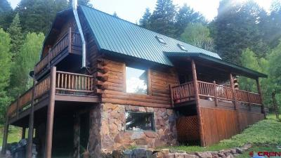 Ouray County Single Family Home For Sale: 3229 County Road 17