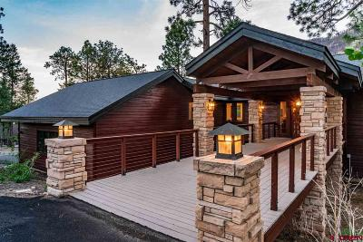 La Plata County Single Family Home For Sale: 258 Goulding Creek Drive