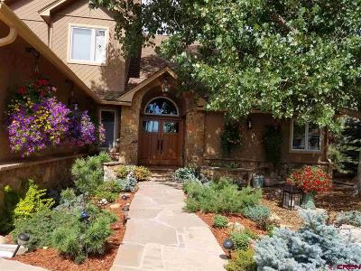 La Plata County Single Family Home For Sale: 726 Shenandoah Road