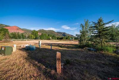 Durango Residential Lots & Land For Sale: 1000 Red Rocks Road