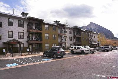 Mt. Crested Butte Condo/Townhouse For Sale: 20 Marcellina Lane #002