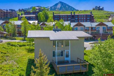 Mt. Crested Butte Single Family Home UC/Contingent/Call LB: 27 Hunter Hill Road