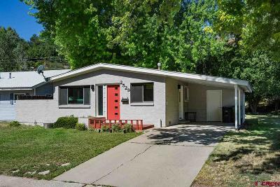 Durango Single Family Home For Sale: 2529 Delwood Avenue