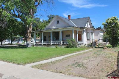 Monte Vista Single Family Home For Sale: 258 Dennis Street