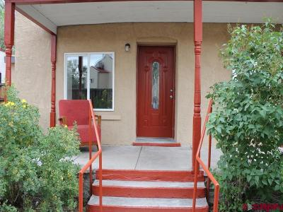 Del Norte Single Family Home For Sale: 875 Oak St