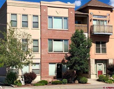 Durango Condo/Townhouse For Sale: 2855 Main Avenue #A 204