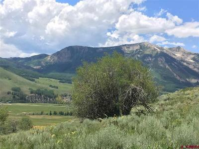 Crested Butte South Residential Lots & Land For Sale: 162 Gloria Place