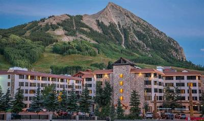 Mt. Crested Butte Condo/Townhouse For Sale: 6 Emmons Road #306