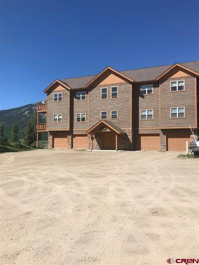 Crested Butte Condo/Townhouse For Sale: 216 S. Avion Drive #Unit 202