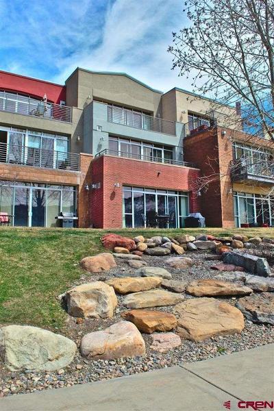 Durango Condo/Townhouse For Sale: 555 Rivergate #B3-77