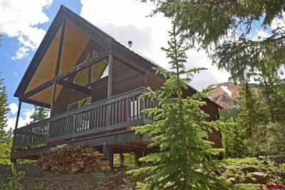 Ouray Single Family Home For Sale: 477 County Road 31