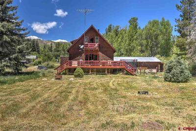Durango Single Family Home For Sale: 13432 Cr 240