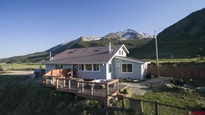Crested Butte Single Family Home For Sale: 26518 State Highway 135