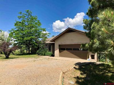 Hesperus Single Family Home For Sale: 8326 Cr 141