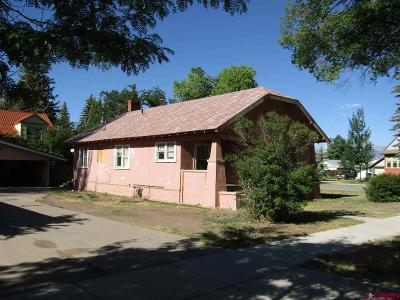 Monte Vista Single Family Home UC/Contingent/Call LB: 202 1st Avenue
