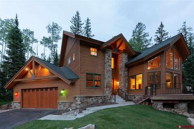 Bayfield, Durango, Hesperus, Ignacio, Vallecito Lake/bayfield, Mancos Single Family Home For Sale: 29 Grand Turk Court #Engineer