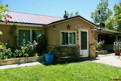 Delta County Single Family Home For Sale: 730 Columbia Street