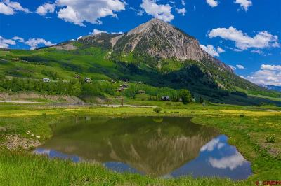 Gunnison County Residential Lots & Land For Sale: 125 Saddle Ridge Ranch Road