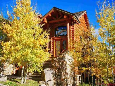 Telluride Multi Family Home For Sale: 123 Tristant Drive